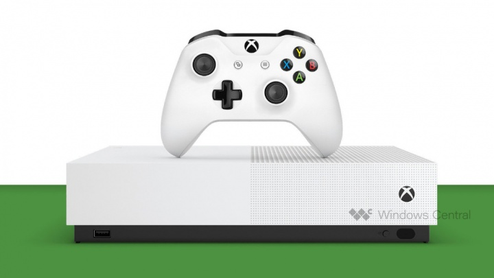 Microsoft Xbox All Digital Google Stadia
