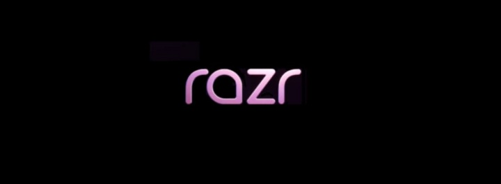 Motorola RAZR smartphone dobrável