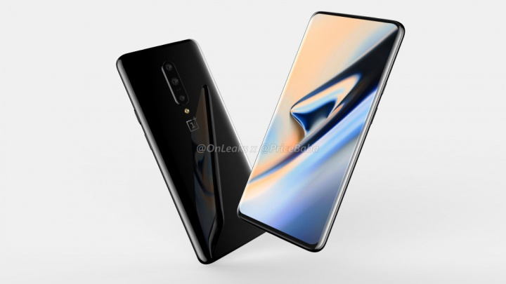 OnePlus 7 smartphone Android