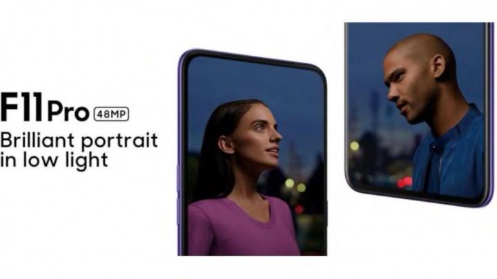 Oppo F11 Pro OnePlus 7 telemóvel Android