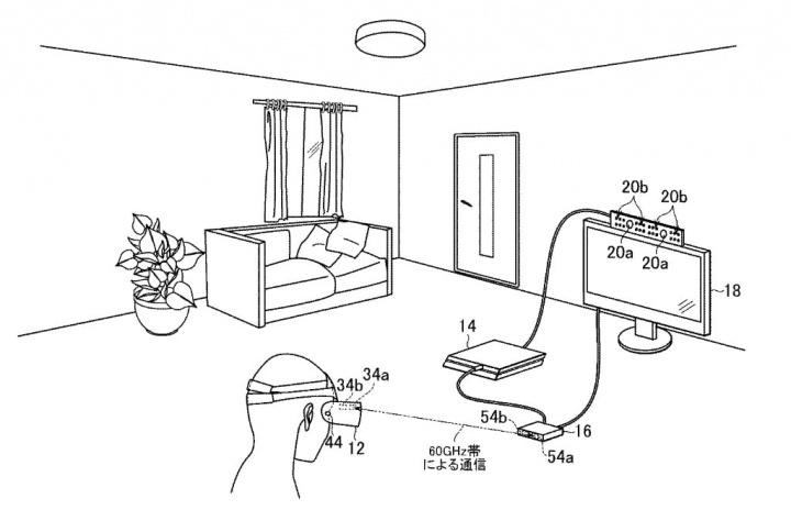 Patente para os novos óculos