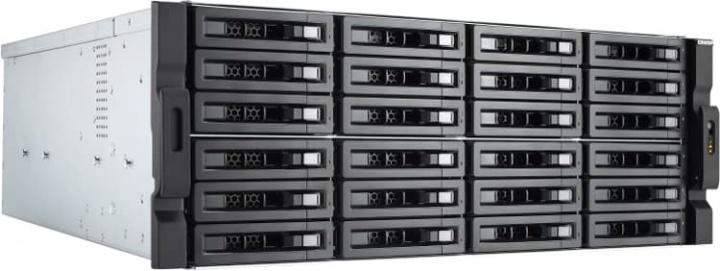QNAP TS-2477XU-RP: NAS de montagem em rack com CPU Ryzen