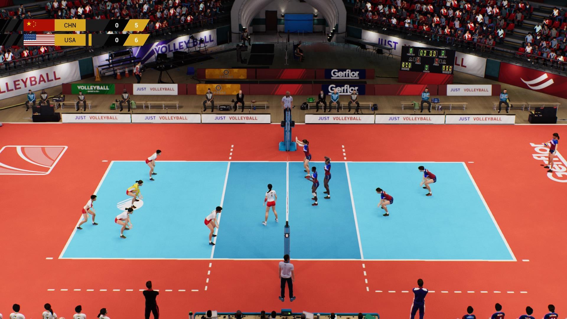 Análise: Spike Volleyball, para os amantes de Voleibol na PS4 e Xbox One