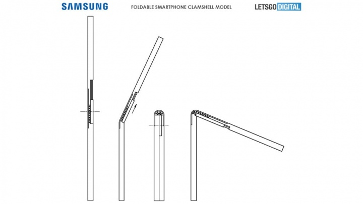 Samsung smartphone dobrável Motorola RAZR