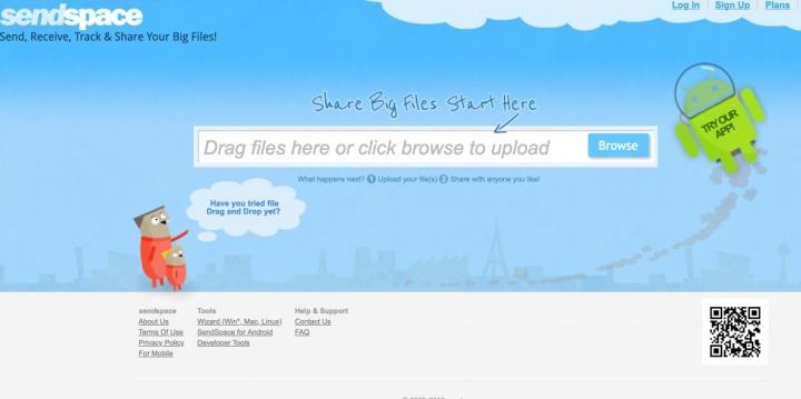 """5 serviços para enviar e partilhar """"gigas e gigas"""" de dados"""
