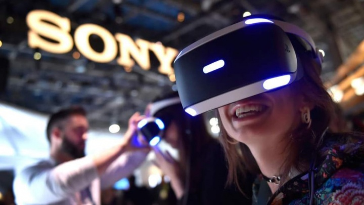 Sony PlayStation VR - jogos consola PS4