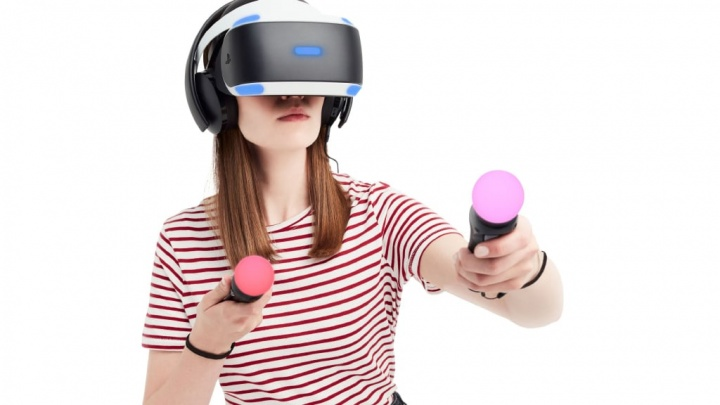 Sony PlayStation VR consola