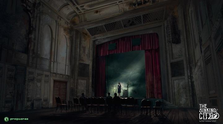 The Sinking City será lançado para PS4, Xbox One e PC.
