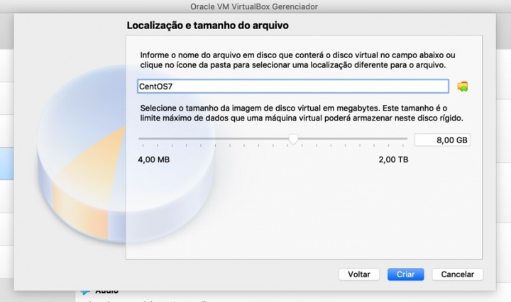 Como virtualizar uma máquina Linux com o VirtualBox?