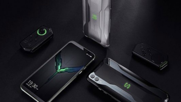 Xiaomi Black Shark 2 smartphone Android