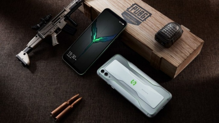 Xiaomi Black Shark 2 Pro Snapdragon 855 Qualcomm Android