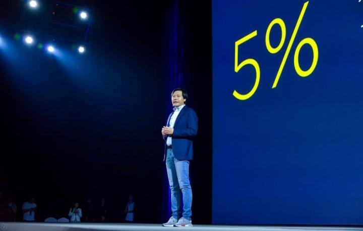 aniversário smartphones Android Xiaomi CEO Lei Jun smartphones Android telemóveis Android