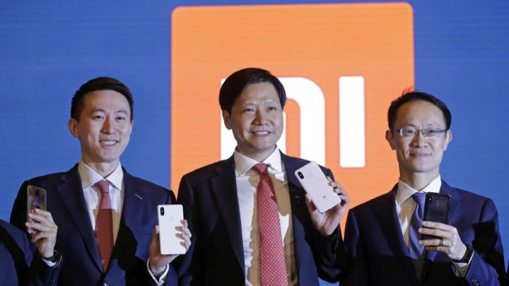 Xiaomi smartphones Android aniversário aniversário