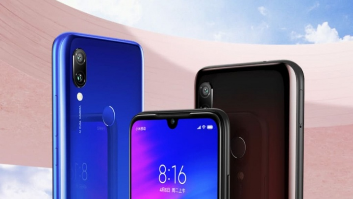 Xiaomi Redmi 7 smartphone Android
