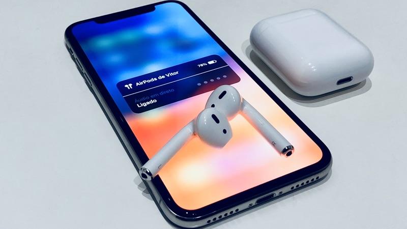 AirPods Apple março AirPower apresentação