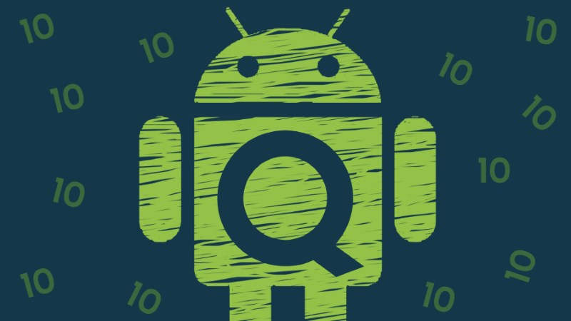Android Q Android P Google testes equipamentos