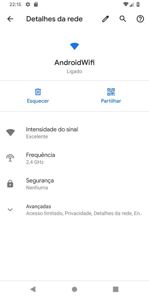 Android Q Google QR Desktop Android