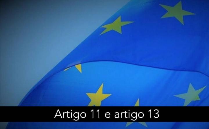 Parlamento Europeu aprova os polémicos artigos 11º e 13º