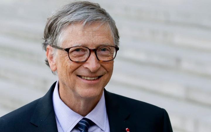 Imagem Bill Gates e as suas 10 tecnologias mais impactantes de 2019