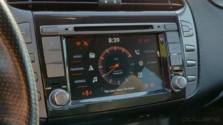 Android: 4 launcher para transformar o seu smartphone ou rádio com Android num companheiro de viagem de carro