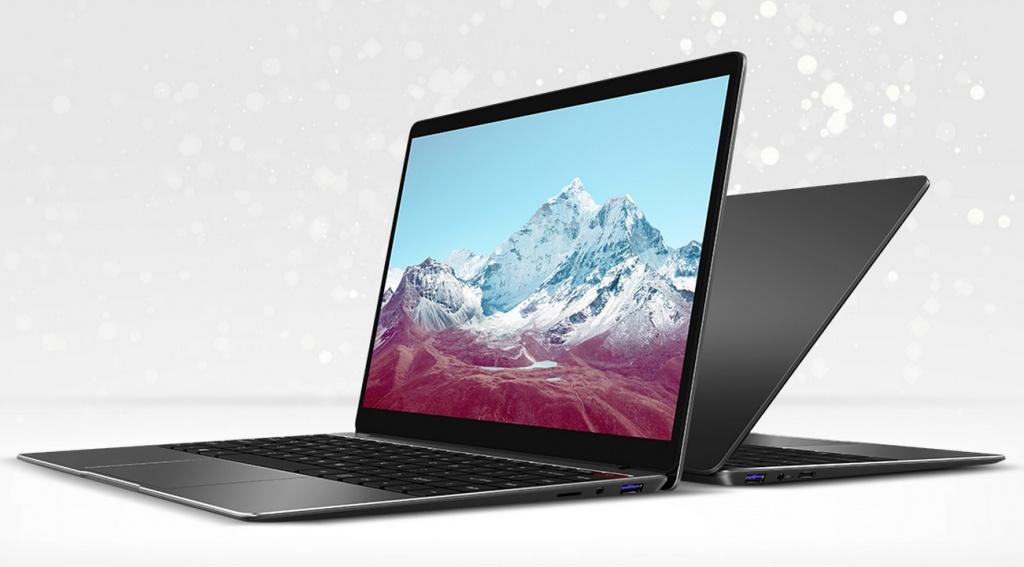 CHUWI AeroBook - o novo computador portátil supera todas as expectativas no Indiegogo