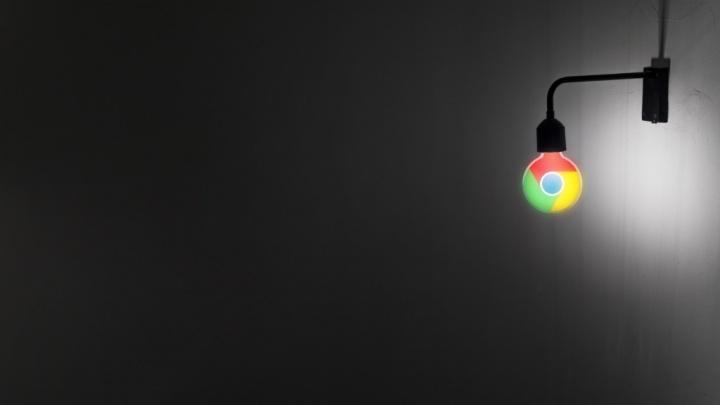Extensões para Google Chrome... em Dark Mode