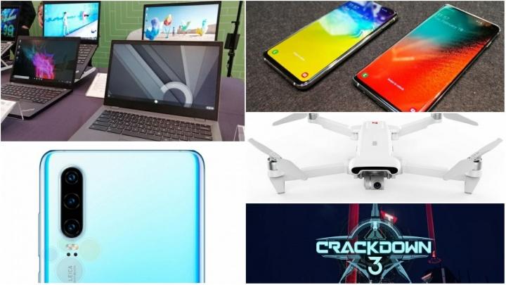 E os destaques tecnológicos da semana que passou foram...