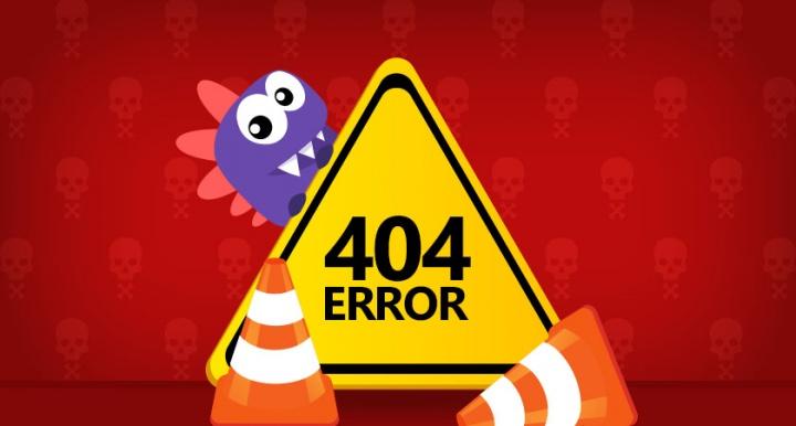 Recebeu um erro numa página Web? Os 10 erros HTTP mais comuns