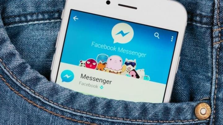 Facebook Messenger responder mensagens grupos