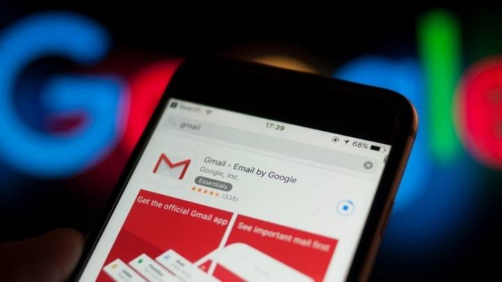 Gmail e-mails Google agendar envio