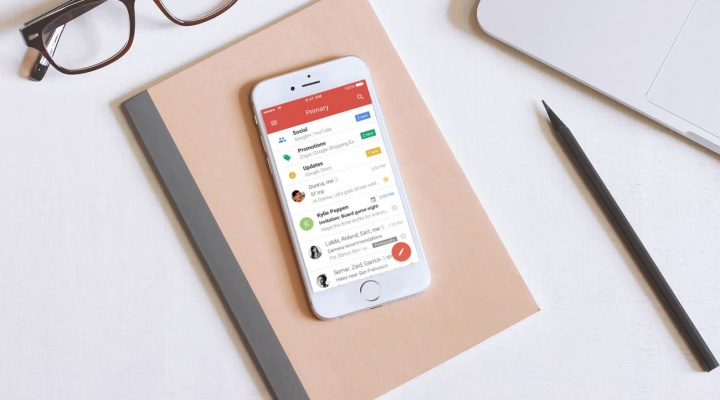 You can now customize the activities in the Gmail apps for iOS
