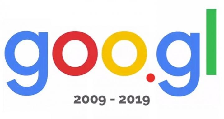 Goo.gl Google links Internet serviços