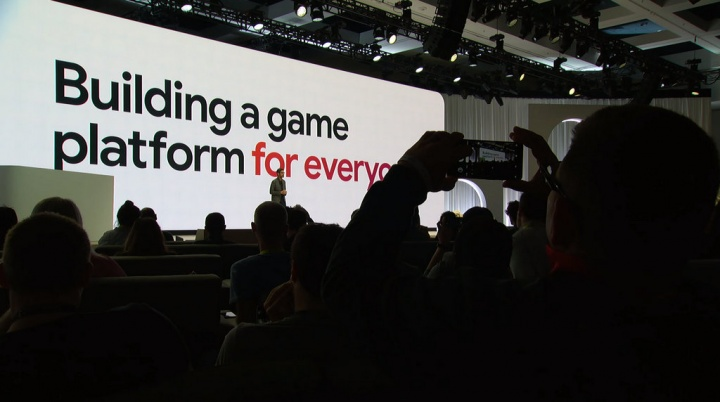 Stadia Google streaming jogos GDC19
