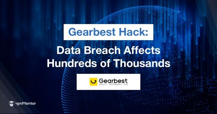 Alerta: Se é cliente da Gearbest mude já a sua password