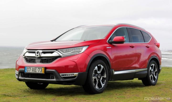 Honda CR-V Hybrid - Fomos fazer o test drive ao novo SUV do mercado