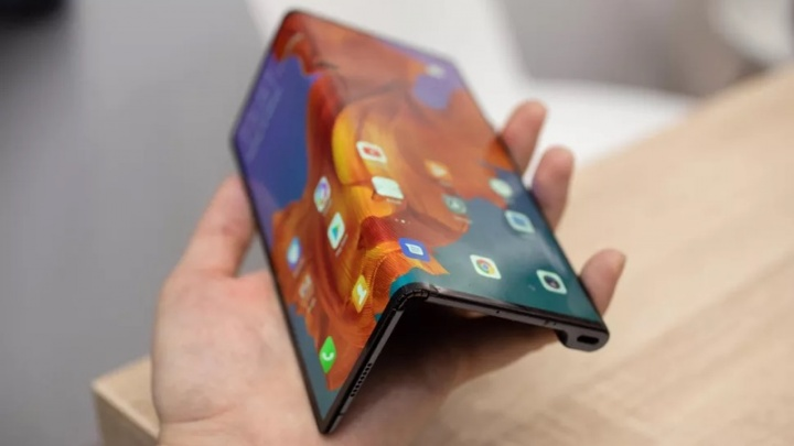 Corning Gorilla Glass dobrável smartphone ecrã Huawei Mate X redes 5G