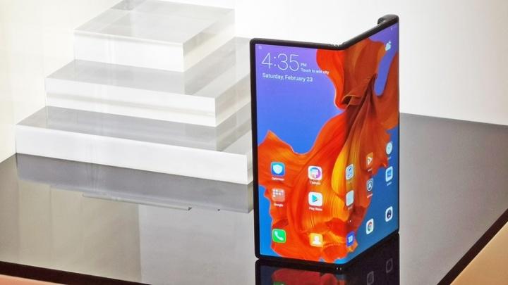 Samsung Apple Google ecrã dobrável