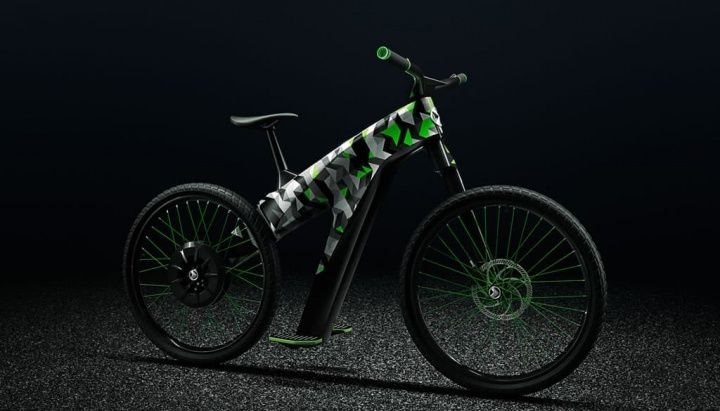 Skoda Klement: fabricante de carros lança bicicleta elétrica inteligente