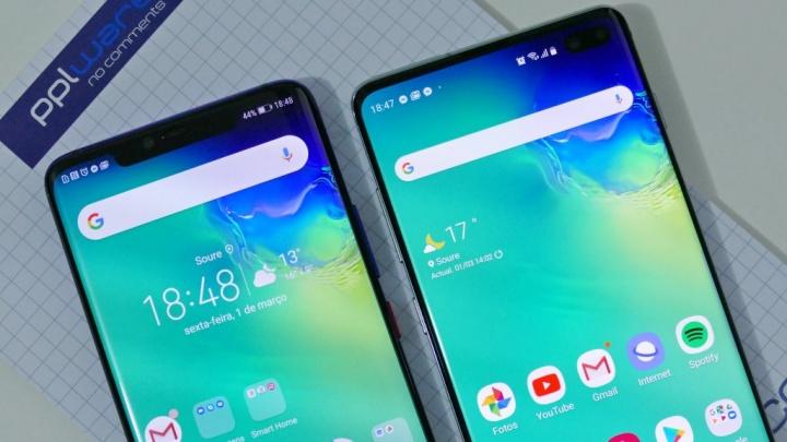 Já pode ter todos os wallpapers do Samsung Galaxy S10 no seu telemóvel