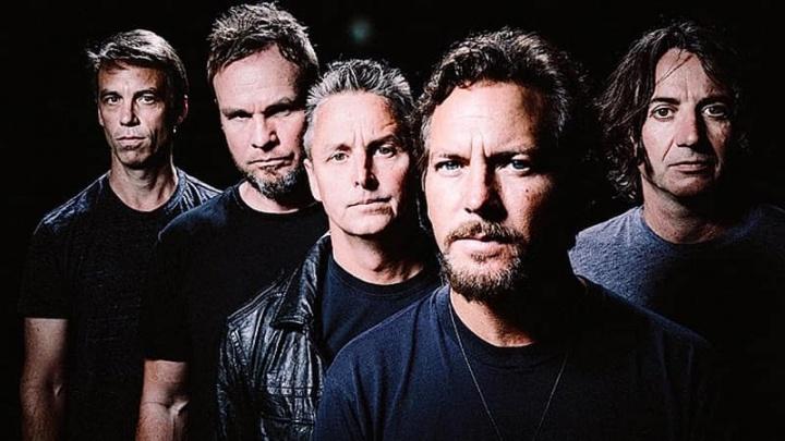 Pearl Jam Oceans Classics