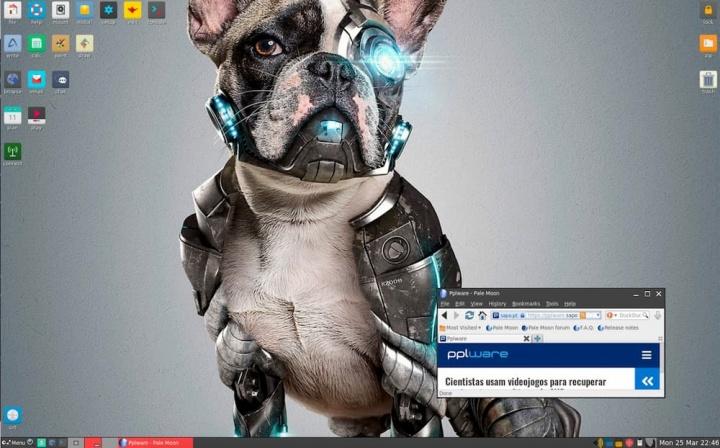 Puppy Linux 8.0: Se gosta de velocidade experimente esta distro