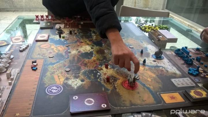 A Magia dos Jogos de Tabuleiro - As regras e o Soldado Milhões