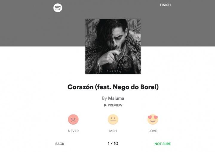 Como conseguir a sua playlist secreta do Spotify