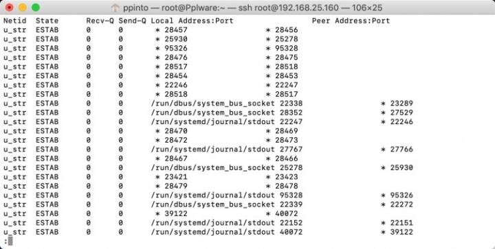 Saiba como monitorizar as comunicações de rede no Linux