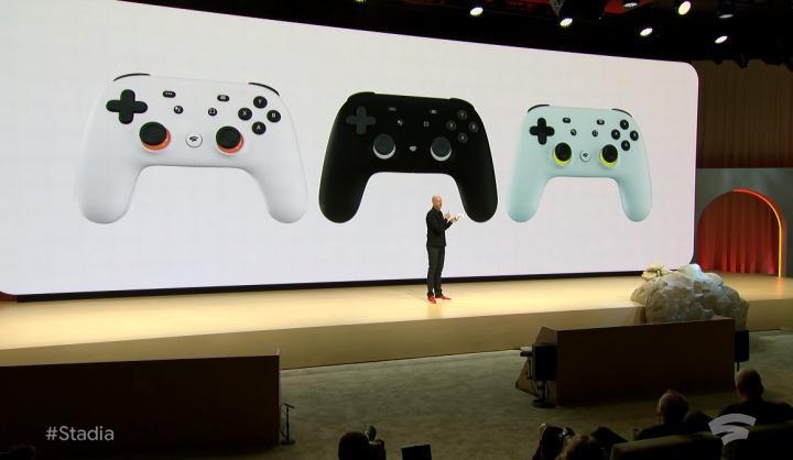 #GDC19: Stadia Controller, ao serviço do streaming de jogos