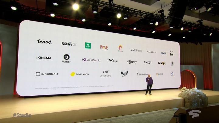 Google Stadia streaming jogos
