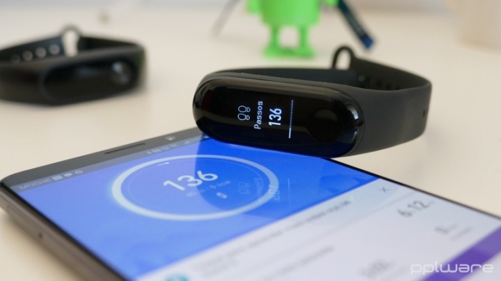 Xiaomi Mi Band Huami smartwatch fitness