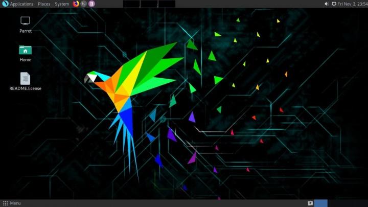 Chegou o Linux Parrot 4.6! Se não domina, é melhor não usar
