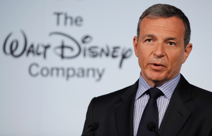 Bob Iger - Presidente da Disney