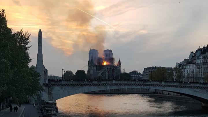 Catedral de Notre Dame de Paris Apple
